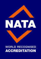 Power System Support is NATA Accredited